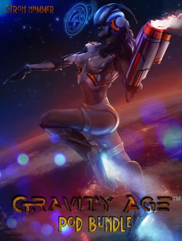 Gravity Age Print on Demand Bundle Cover